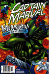 Cover Thumbnail for Captain Marvel (2000 series) #10 [Newsstand]
