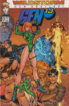 Cover for Gen 13 (Image, 1995 series) #25 [Wraparound Cover ($4.50)]