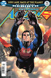 Cover for Action Comics (DC, 2011 series) #966 [Newsstand]