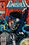 Cover for The Punisher (Marvel, 1987 series) #13 [Newsstand]