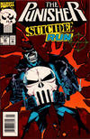 Cover for The Punisher (Marvel, 1987 series) #86 [Direct Edition]