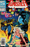 Cover for The Punisher Annual (Marvel, 1988 series) #6 [Newsstand]