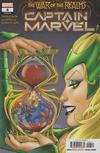 Cover for Captain Marvel (Marvel, 2019 series) #6 (140)