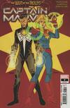 Cover for Captain Marvel (Marvel, 2019 series) #7 (141)