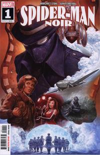 Cover Thumbnail for Spider-Man Noir (Marvel, 2020 series) #1