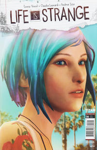 Cover Thumbnail for Life Is Strange (Titan, 2018 series) #6 [Cover B]