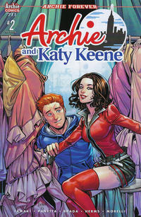 Cover Thumbnail for Archie (Archie, 2015 series) #711 (2)