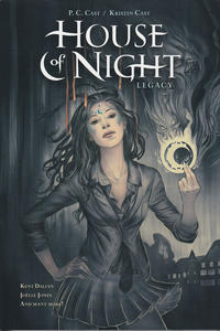 Cover Thumbnail for House of Night: Legacy (Dark Horse, 2012 series)