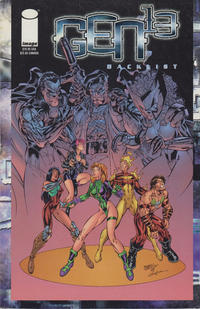 Cover Thumbnail for Gen 13 Backlist (Image, 1997 series)