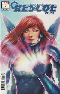 Cover Thumbnail for 2020 Rescue (Marvel, 2020 series) #1 [Jen Bartel]