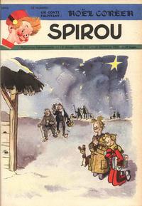 Cover Thumbnail for Spirou (Dupuis, 1947 series) #662