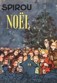 Cover Thumbnail for Spirou (Dupuis, 1947 series) #714