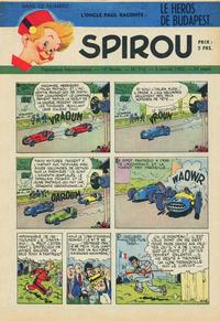 Cover Thumbnail for Spirou (Dupuis, 1947 series) #716