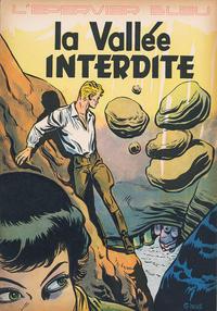 Cover Thumbnail for L'Épervier Bleu (Dupuis, 1948 series) #[nn] - La vallée interdite