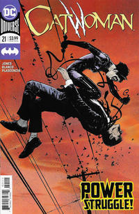 Cover Thumbnail for Catwoman (DC, 2018 series) #21