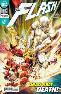 Cover Thumbnail for The Flash (DC, 2016 series) #751 [Howard Porter Cover]