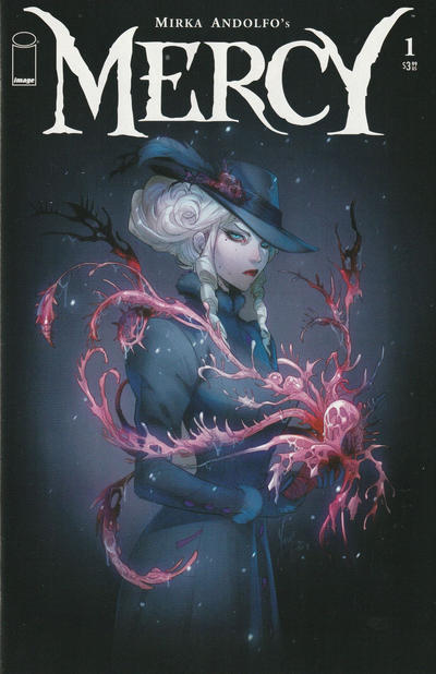 Cover for Mercy (Image, 2020 series) #1 [Cover A]