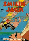 Cover for Four Color (Dell, 1942 series) #14 - Smilin' Jack
