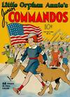Cover for Four Color (Dell, 1942 series) #18 - Little Orphan Annie's Junior Commandos