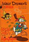 Cover for Walt Disney's serier (Hemmets Journal, 1962 series) #2/1962 - Kalle Anka som lejonjägare