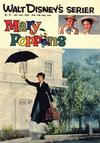 Cover for Walt Disney's serier (Hemmets Journal, 1962 series) #19/1965 - Mary Poppins