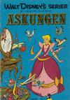 Cover for Walt Disney's serier (Hemmets Journal, 1962 series) #2/1968 - Askungen