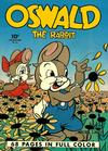 Cover for Four Color (Dell, 1942 series) #21 - Oswald the Rabbit