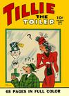 Cover for Four Color (Dell, 1942 series) #22 - Tillie the Toiler