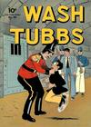 Cover for Four Color (Dell, 1942 series) #28 - Wash Tubbs