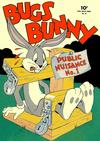 Cover for Four Color (Dell, 1942 series) #33 - Bugs Bunny