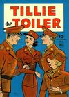 Cover for Four Color (Dell, 1942 series) #55 - Tillie the Toiler
