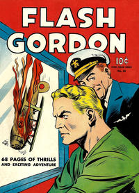 Cover Thumbnail for Four Color (Dell, 1942 series) #10 - Flash Gordon