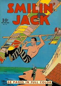 Cover Thumbnail for Four Color (Dell, 1942 series) #14 - Smilin' Jack
