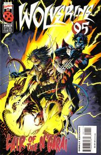 Cover Thumbnail for Wolverine '95 (Marvel, 1995 series) #1 [Direct Edition]