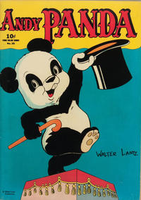Cover Thumbnail for Four Color (Dell, 1942 series) #25 - Andy Panda