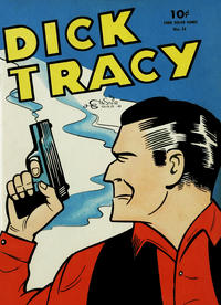 Cover Thumbnail for Four Color (Dell, 1942 series) #34 - Dick Tracy