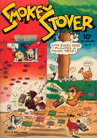 Cover Thumbnail for Four Color (Dell, 1942 series) #35 - Smokey Stover