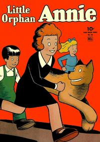 Cover Thumbnail for Four Color (Dell, 1942 series) #52 - Little Orphan Annie