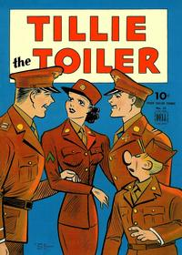 Cover Thumbnail for Four Color (Dell, 1942 series) #55 - Tillie the Toiler