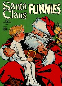 Cover Thumbnail for Four Color (Dell, 1942 series) #61 - Santa Claus Funnies