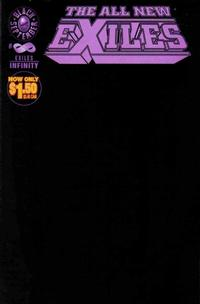 Cover Thumbnail for The All New Exiles (Marvel, 1995 series) #∞ [Infinity]