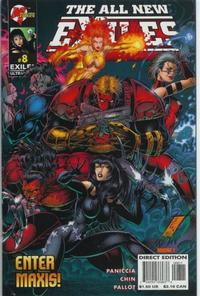 Cover Thumbnail for The All New Exiles (Marvel, 1995 series) #8