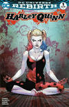 Cover for Harley Quinn (DC, 2016 series) #1 [Yesteryear Comics Tony S. Daniel Color Cover]