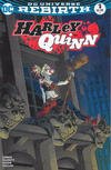 Cover for Harley Quinn (DC, 2016 series) #1 [Yancy Street Comics Tom Raney Color Cover]