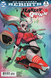 Cover for Harley Quinn (DC, 2016 series) #1 [Fried Pie Babs Tarr Color Cover]