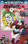 Cover for Harley Quinn (DC, 2016 series) #1 [Painted Visions Comics Aaron Lopresti Color Cover]