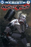 Cover for Harley Quinn (DC, 2016 series) #1 [Bulletproof Comics and Games Gabriele Dell'Otto Color Cover]