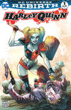 Cover for Harley Quinn (DC, 2016 series) #1 [The Comic Mint Francis Manapul Color Cover]