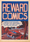 Cover for Reward Comics (Arnold Book Company, 1940 ? series)