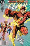 Cover for Flash (DC, 1987 series) #109 [Newsstand]